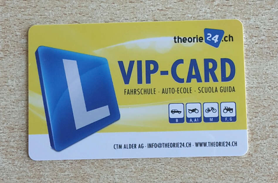 VIP-CARD accès 60 jours