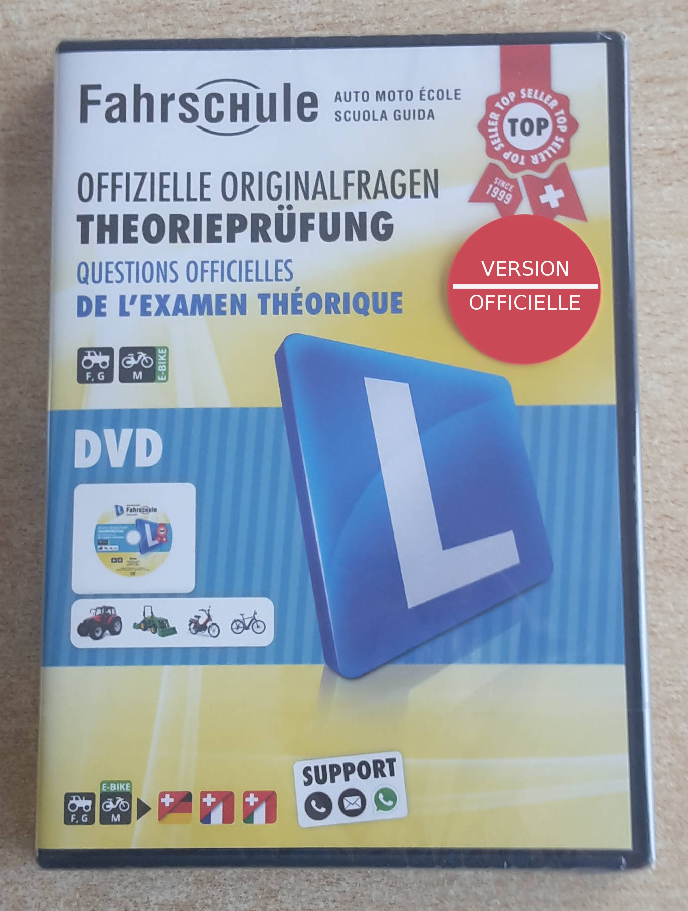 CD-ROM Programme cat: M/G/F